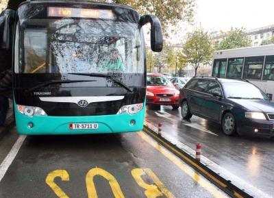 التنقل و المواصلات في البانيا