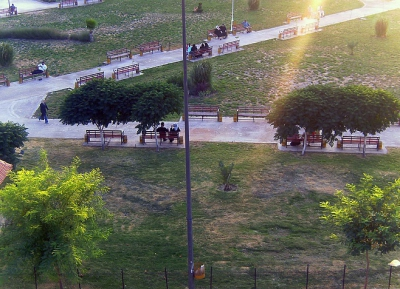 حديقة تشرين