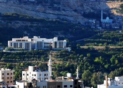 قصر تشرين