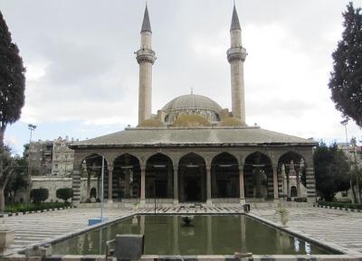 مسجد التكية