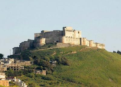 قلعة حمص