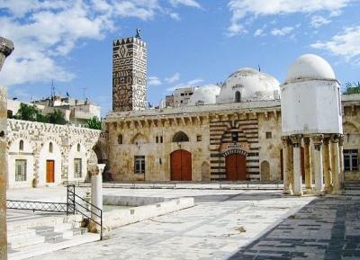 جامع حماة الكبير