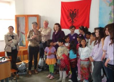 التعليم فى ألبانيا