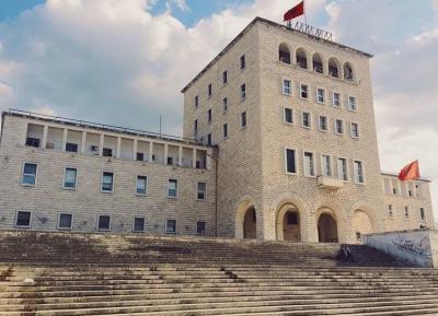 الدراسه الجامعيه فى ألبانيا