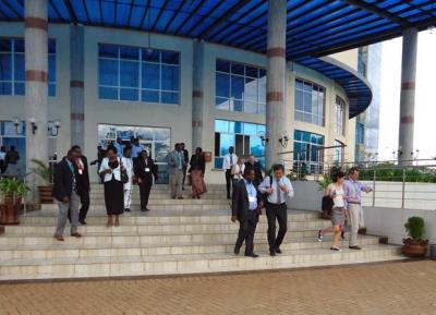 الدراسه الجامعيه فى كينيا
