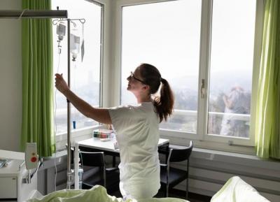 العلاج و الرعايه الصحيه فى سويسرا