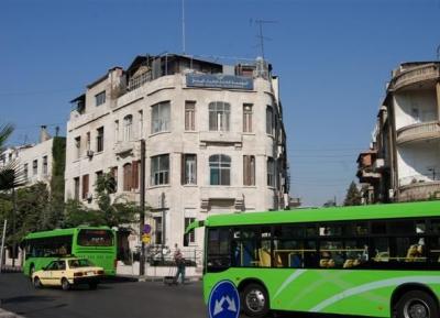 وسائل النقل في سوريا