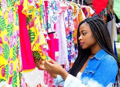 التسوق فى كينيا