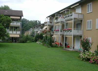 السكن فى سويسرا